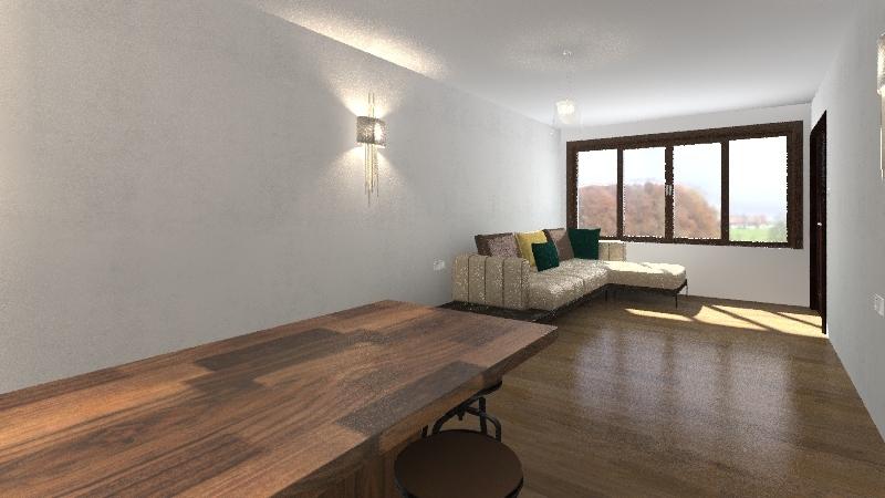 Casa Valparaiso v4 Interior Design Render