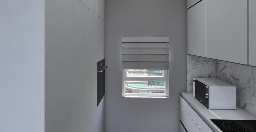 Casa Luisa Gottardi Interior Design Render