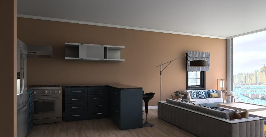 Apt. 9 Interior Design Render