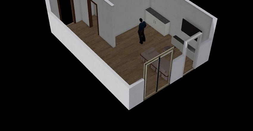 Skowronie Interior Design Render