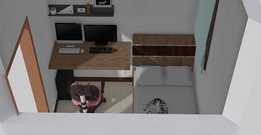 房 Interior Design Render