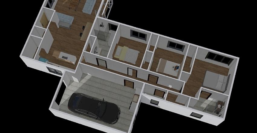 Glenorchy 5 Interior Design Render