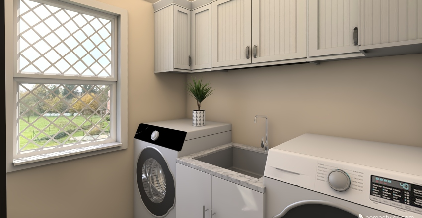 #4 Interior Design Render