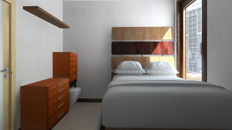 房2 Interior Design Render