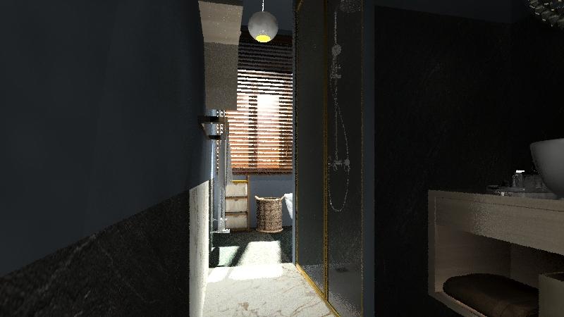 stampetta bragazzi Interior Design Render