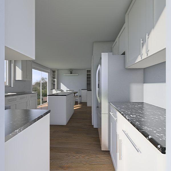 kitchen FULL 2 Interior Design Render