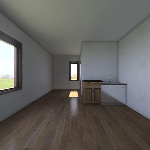 also épület Interior Design Render