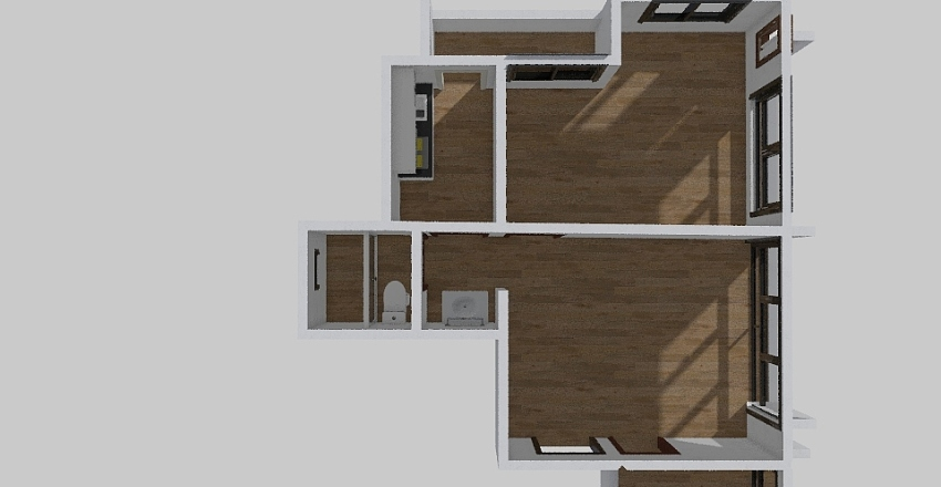 HOME_ORG Interior Design Render