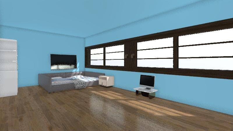 casa de prova Interior Design Render