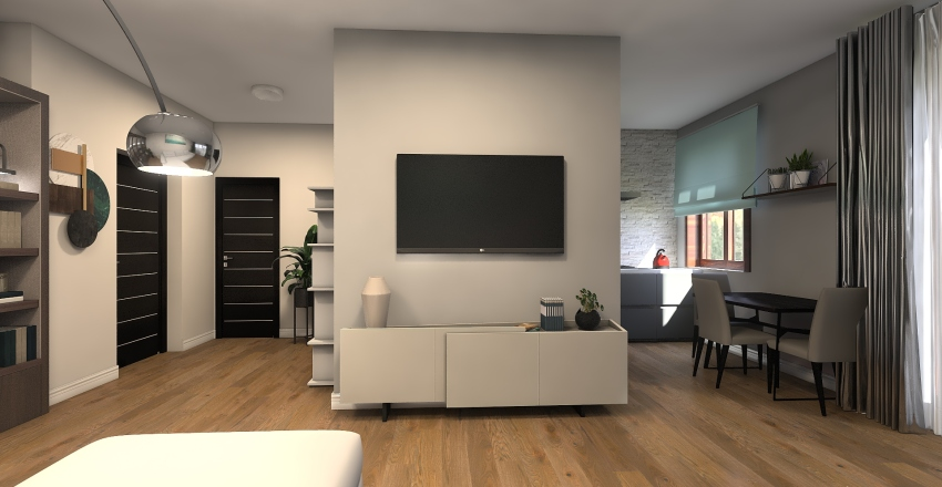 Claudia Calabrese Interior Design Render