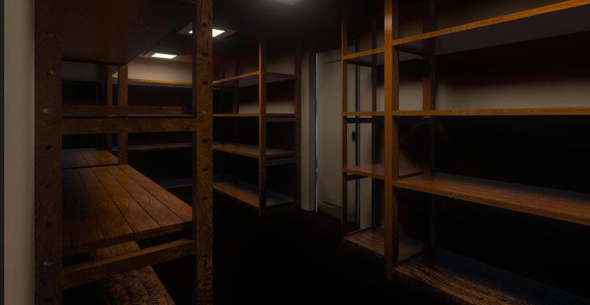 rangement louis michel Interior Design Render