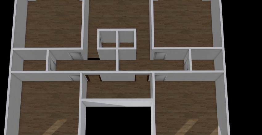 3=3 Interior Design Render