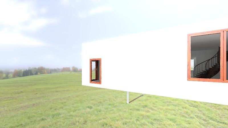 sh1 Interior Design Render