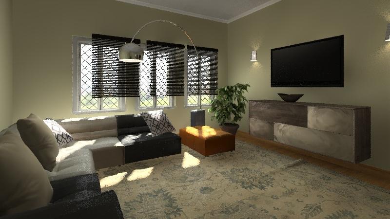 the yeet building  Interior Design Render
