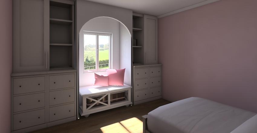 FINAL House - Guest Room Alt. Interior Design Render