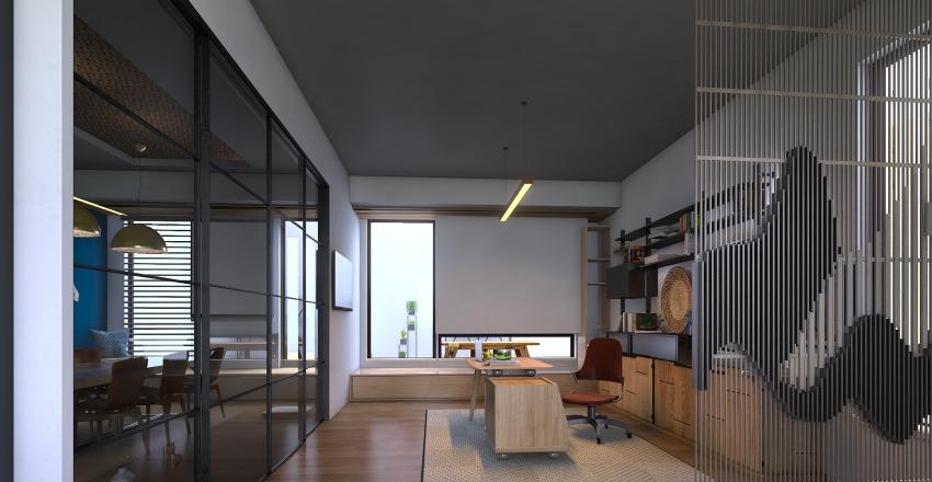 Estudio de Diseño de Interiores2 Interior Design Render