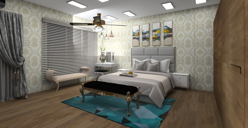 MR adnan Interior Design Render
