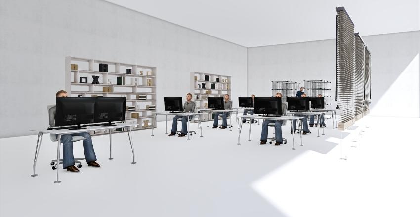 CTD Interior Design Render