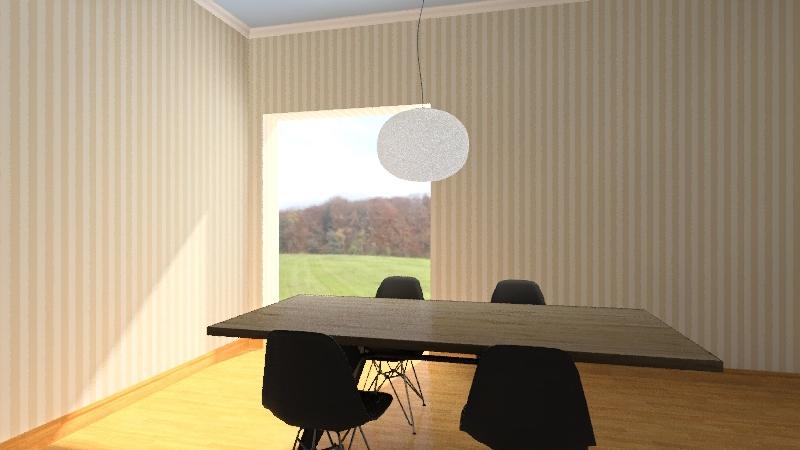 OLIVEIRA Interior Design Render