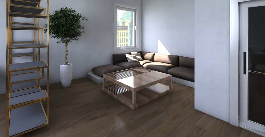 BD1 Interior Design Render