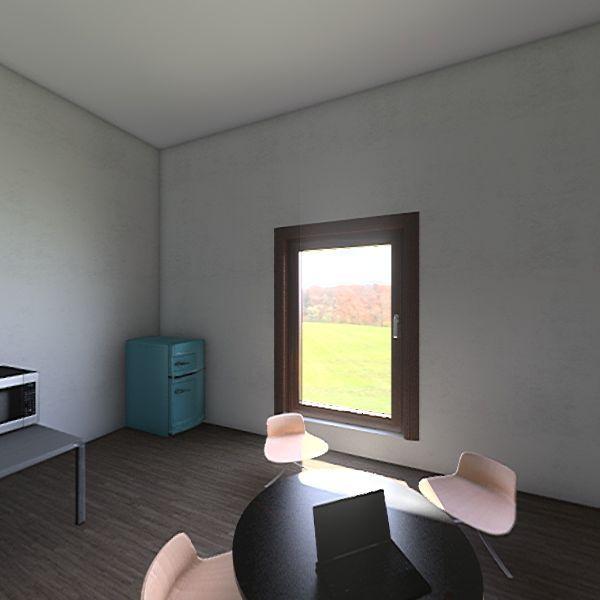 Escola bressol Interior Design Render
