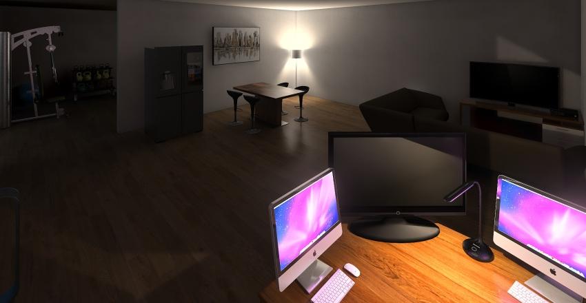 dope Interior Design Render