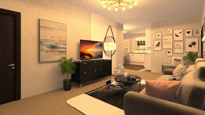 632 Interior Design Render