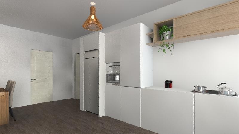 My home_0PTION4 Interior Design Render
