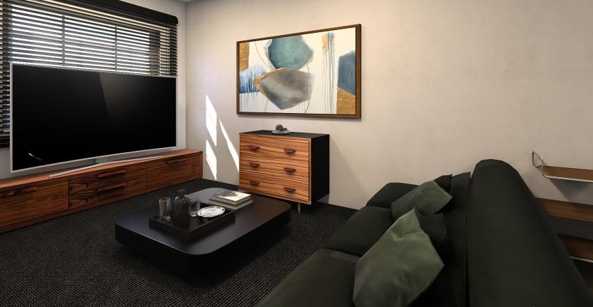 Casa Tony - Em construção Interior Design Render