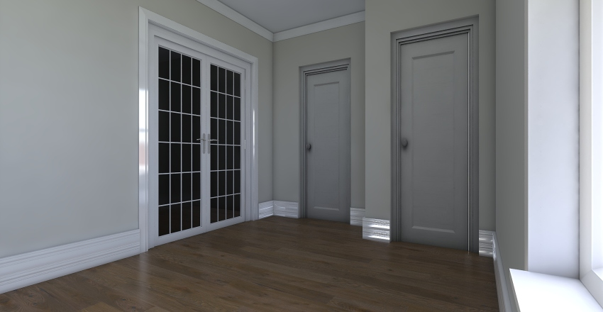 Bethany Office Interior Design Render