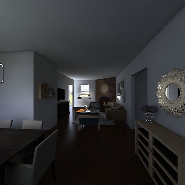 sunset drive Interior Design Render