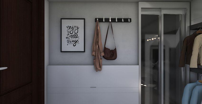 Master closet P&A Interior Design Render