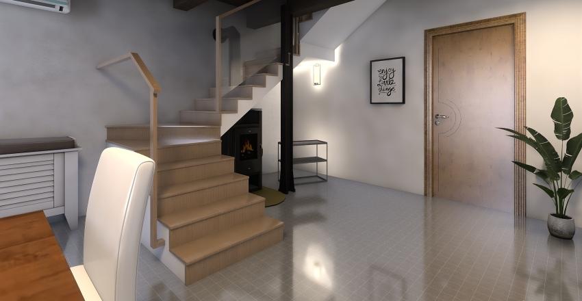 Casa 2,3 Interior Design Render