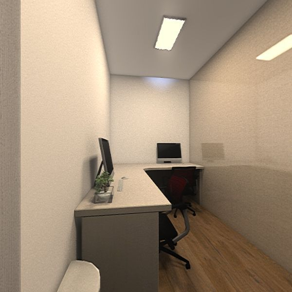 RSS office 3rd floor Interior Design Render