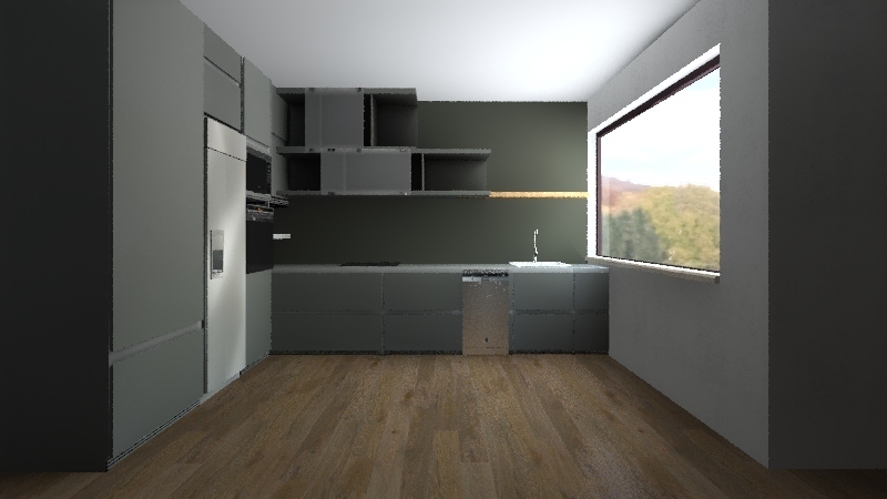 Dominik Interior Design Render
