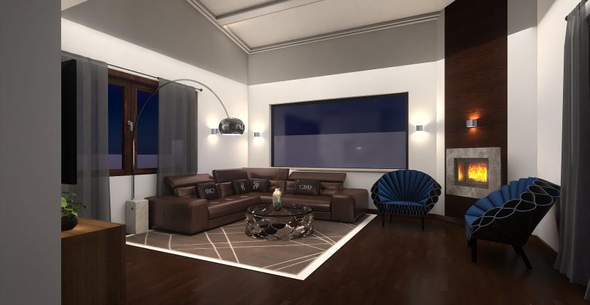 axa2 Interior Design Render