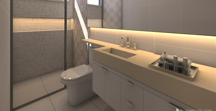 JAQUELINE AMARO Interior Design Render