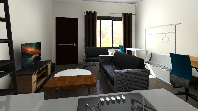 后里-now Interior Design Render
