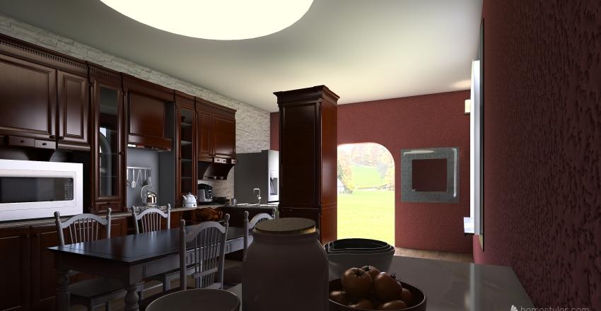 joana Interior Design Render