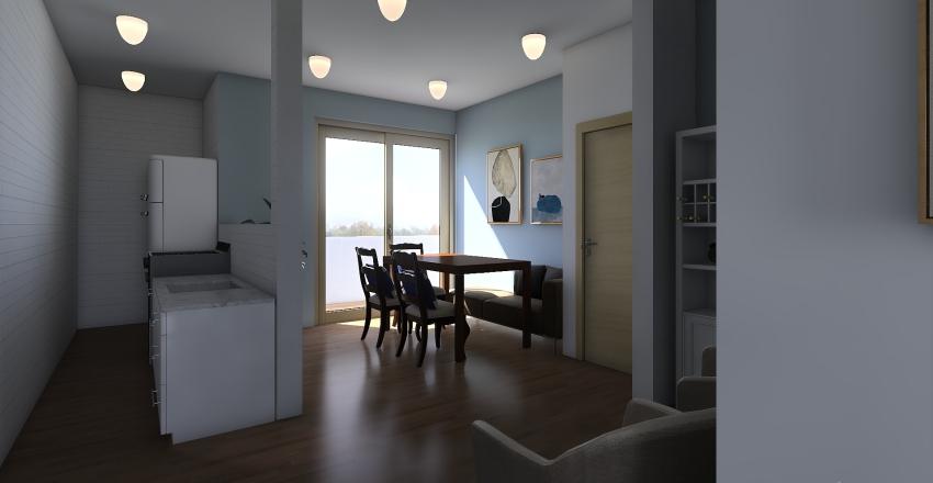 IVÂNIA MORENGO COZINHA Interior Design Render