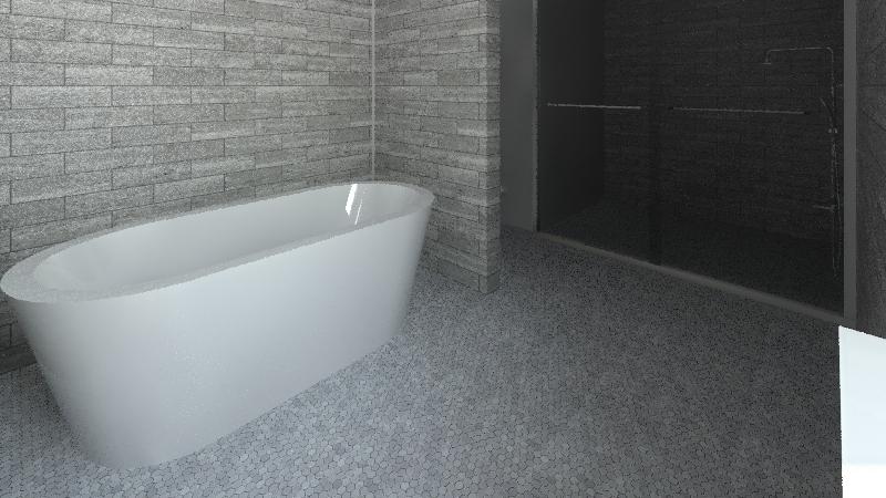 410010 Bath Interior Design Render