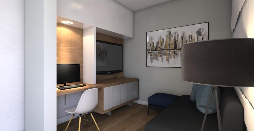 Alessandro de Mattos Interior Design Render