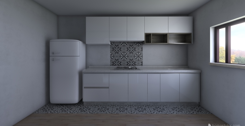 Casa Navojoa Interior Design Render