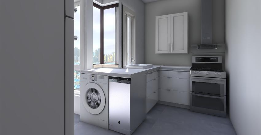 casa con plano1 Interior Design Render