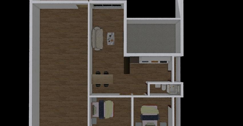 4F前規劃 Interior Design Render