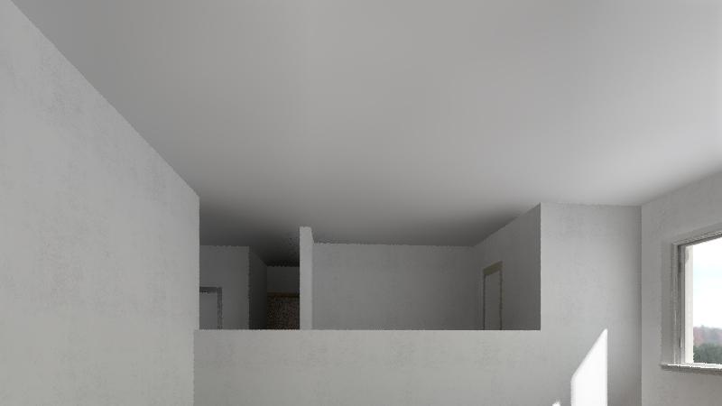 Renoviranje Interior Design Render