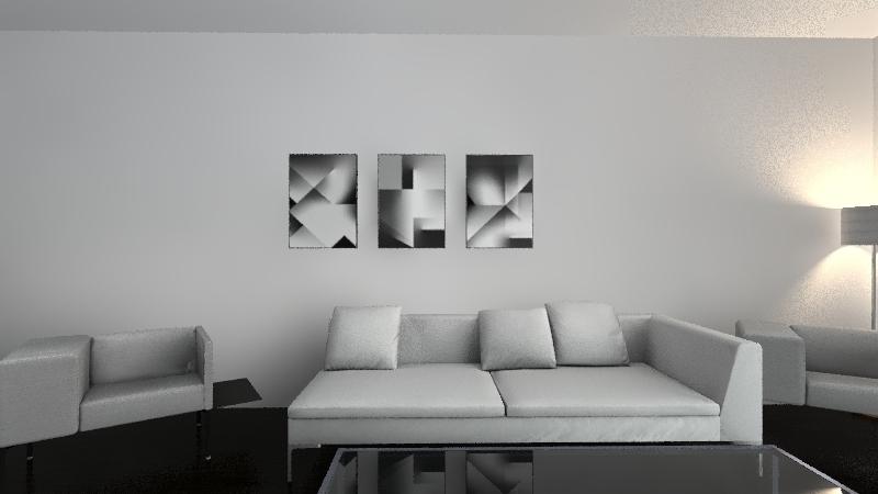 Idea #2 Interior Design Render