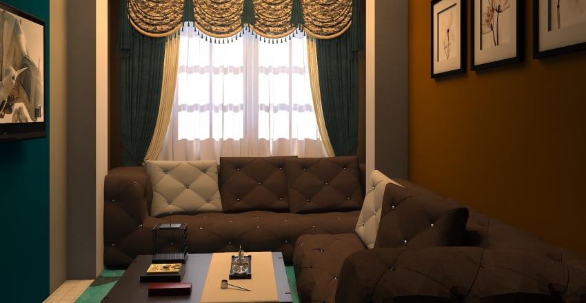 manar Interior Design Render