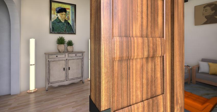 peretola Interior Design Render