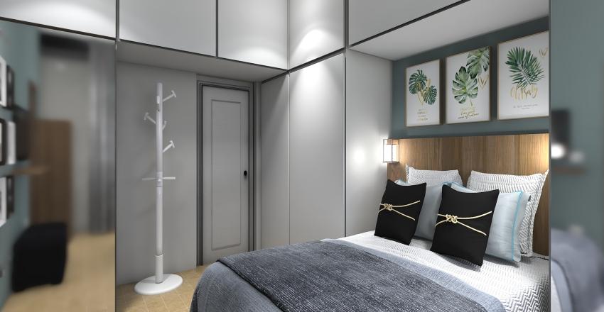 Moacir Santana Interior Design Render